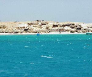 جزيرة الجفتون.. مملكة السحر على شواطئ الغردقة (صور)