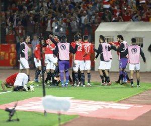 رحنا طوكيو.. منتخب مصر يخطف بطاقة التأهل للأولمبياد بعد تغلبه على جنوب إفريقيا بثلاثة أهداف نظيفة