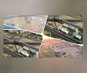 النقل توضح تفاصيل تعديل موقع محطة العاشر من رمضان في مشروع القطار المكهرب