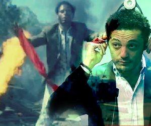 بطل من ورق.. المقاول الهارب محمد على يسقط في أول عرض هزلى بمسرح لندن