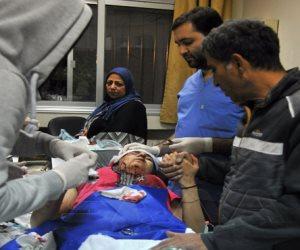 ولو بالدم.. نتنياهو يجمل موقفه السياسى بقتل السوريين