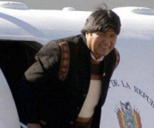 """رغم معادته للرأس المالية والتكنولوجيا الأمريكية.. رئيس بوليفيا السابق يعيش حياة """"الرفاهية"""" بالمكسيك"""
