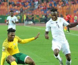 جنوب أفريقيا إلى أولمبياد طوكيو بعد هزيمة غانا بركلات الترجيح في أمم أفريقيا للشباب