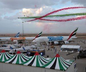 بصفقات بلغت 54.5 مليار دولار.. اختتام فعاليات معرض دبي للطيران