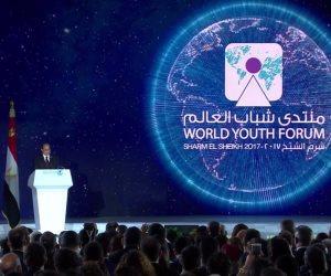خلية عمل شبابية في شرم الشيخ استعدادا لانطلاق النسخة الثالثة من منتدى شباب العالم