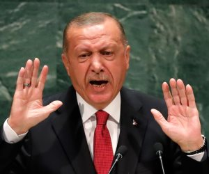 أردوغان يعترف أمام العالم لأول مرة: استعنا بأشخاص من سوريا لدعم ليبيا