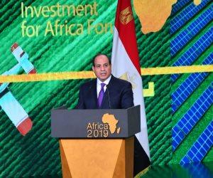 مصر ترعى السلام.. منتدى أسوان تأكيدا على الريادة المصرية لحفظ الأمن في المنطقة