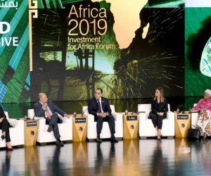 توقيع 11 اتفاقية والإعلان عن استثمارات جديدة خلال منتدى إفريقيا 2019