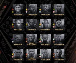 ترشيح 16 «لاعب شاب» لجائزة الأفضل في إفريقيا لعام 2019