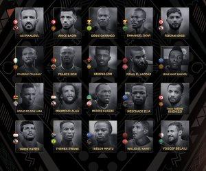 5 نجوم من الدوري المصري ضمن ترشيحات أفضل لاعب داخل إفريقيا 2019