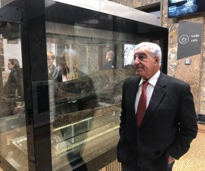 """خلال زيارة عالم الآثار """"زاهى حواس"""".. طرح الاكتشافات الأثرية المصرية الجديدة في صربيا"""
