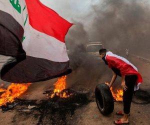 بعد تصاعد المظاهرات وتسارع الأحداث.. أوامر بسحب القوات من «ذي قار» العراقية