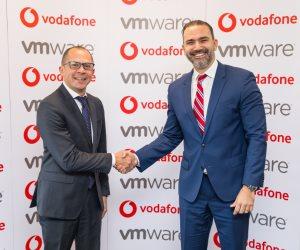 فودافون أول مقدم  معتمد من VMware لخدمات الـCloud في مصر