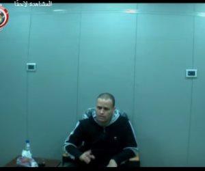 """""""الإعدام شنقا للإرهابي"""".. فيديو لاعتراف هشام عشماوي باستهداف وزير الداخلية الأسبق"""