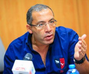 خالد صلاح: الصحافة تحلم دائما بأعلى سقف للحريات.. والظروف السياسية التى تواجهنا تتطلب المزيد من التدقيق