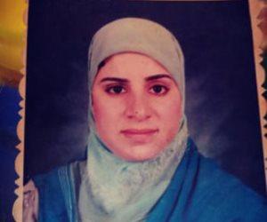"""""""وداعا أستاذة وفاء"""".. وقفوا صفين من المسجد إلى المقابر لوداع جثمان معلمتهم بكفر الشيخ"""