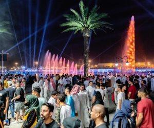 رقم قياسي جديد.. 8 ملايين و400 ألف زائر لموسم الرياض خلال شهر ونصف