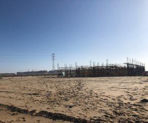 مساحتها 14 فدانا.. تعرف على محطة كهرباء المنصورة الجديدة