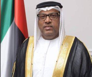 سفير الإمارات بالقاهرة: مصر صمام أمان للمنطقة العربية وعلاقتنا بها إستراتيجية