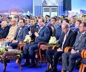 الرئيس السيسى: هدف إنشاء مدينة الأثاث المنافسة بالأسواق العالمية