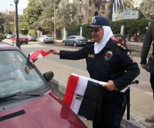 لفتات «الداخلية» الإنسانية.. شعار الشرطة في خدمة الشعب على أرض الواقع