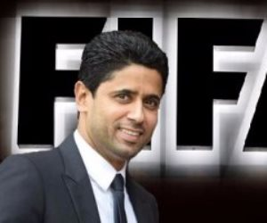 صحف عالمية: القطري ناصر الخليفي دفع رشاوي لحصول «بي إن» على حقوق مسابقات الفيفا