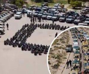 طرابلس تحت نفوذ الإرهابيين ...مليشيات مسلحة تحاصر مقر حكومة الوفاق بسبب خلافات مالية .