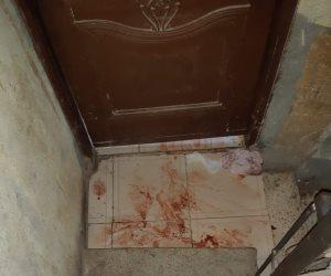 والمعمل الجنائي يفحص أداة الجريمة.. أخر تطورات قضية قتل فرارجي فيصل لزوجته