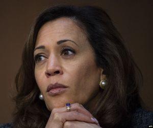 نائبة بايدن تدعو لجمع تبرعات من أجل المعركة القضائية ضد ترامب