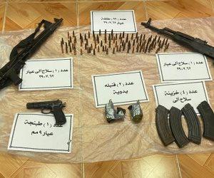 مصرع 3 عناصر إرهابية في تبادل لإطلاق النار مع قوات الأمن بسيناء (صور)