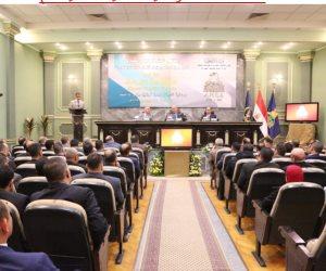 برعاية وزير الداخلية.. مكافحة المخدرات تقيم  المؤتمر السابع والعشرون لضباط الإدارة (صور)