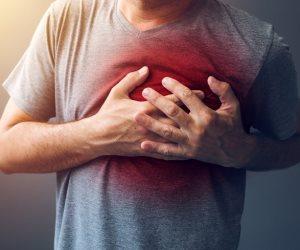 6 خطوات لتشخيص ألم منطقة الصدر والجهاز التنفسى