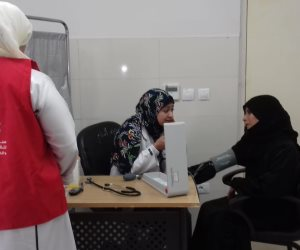 تستهدف 132 ألف و761 سيدة وفتاة.. انطلاق المبادرة الرئاسية لدعم صحة المرأة المصرية بشمال سيناء (صور)
