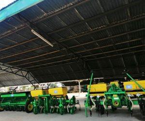 جهد أقل ومكاسب أعلى للفلاح.. أول محطة للزراعة الآلية في الفيوم (صور)