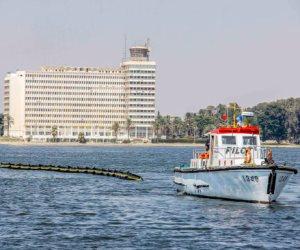 افتتحه ناصر عام 1966.. قصة المبنى الإداري لقناة السويس (صور)