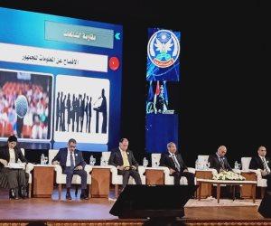 ضياء رشوان: إعلام الجماعات الإرهابية في الخارج يعتمد على إطلاق الشائعات