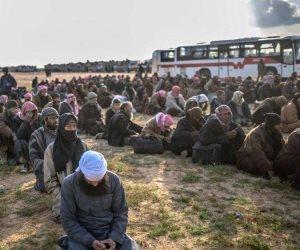 أسرى داعش صداع في رأس المجتمع الدولي.. 20 ألفا بمخيمات بسوريا ومخاوف من هروبهم