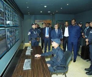 أكاديمية الشرطة والمعهد القومي لتدريب القوات الخاصة يستقبلان وزير الدفاع والأمن بتشاد (صور)