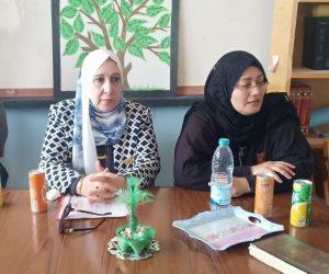 القومى للمرأة بشمال سيناء يواصل حملات مناهضة العنف