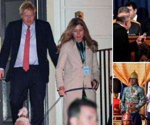 جولة في صحف العالم.. بوريس جونسون يحتفل بانتصاره في الانتخابات البرلمانية