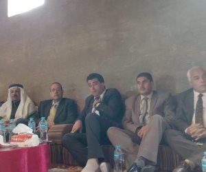 """شمال سيناء.. تغيير اسم قرية """"رابعة"""" إلى """"30 يونيو"""" بأمر المحافظ (صور)"""