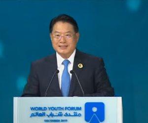 مدير الأمم المتحدة للتنمية الصناعية: أقدر حكمة مصر ورؤيتها فى إقامة المنتدى