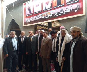 محافظ شمال سيناء للمشايخ المعينين الجدد: أوصيكم خيرا بالمواطنين ورعاية مصالحهم ومطالبهم (صور)