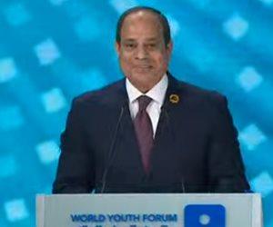 السيسى للإعلام الأجنبي: أنتم مقاتلون معنا من أجل مصر.. والبلد أفضل من الأول