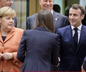 سر اجتماع زعماء أوروبا لأول مرة بدون بريطانيا منذ 50 عاما