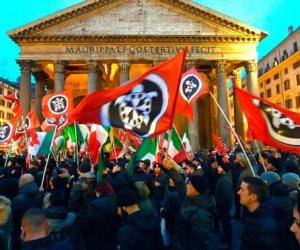 كيف انتصر حزب «كاسا باوند» الإيطالي الفاشي ينتصر على فيس بوك؟