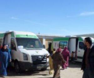 تنفيذاً لمبادرة الرئيس السيسي.. «الصحة» تعلن إطلاق 64 قافلة طبية مجانية بالمحافظات