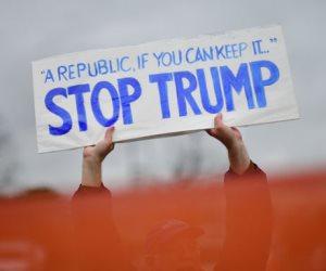 جولة مكوكية حول العالم.. تظاهرات فى فلاديفيا ضد ترامب.. واشتباكات فى تشيلى
