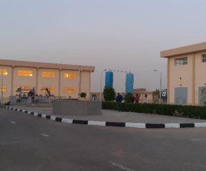 بتكلفة 134 مليون جنيه.. بدء التشغيل التجريبى لمحطة الصرف الصحى بمدينة بدر