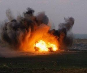 انفجار داخل قاعدة للجيش الأمريكى على الحدود بين العراق والكويت